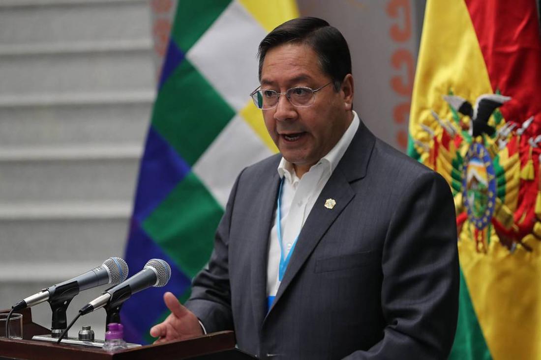 Arce denuncia el papel de la OEA en golpe de Estado en Bolivia