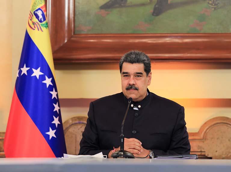 Presidente Maduro aboga para que reine la Paz y la estabilidad en Haití
