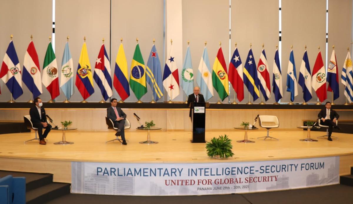 Parlatino propone 18 modelos de leyes para enfrentar crimen organizado en América Latina
