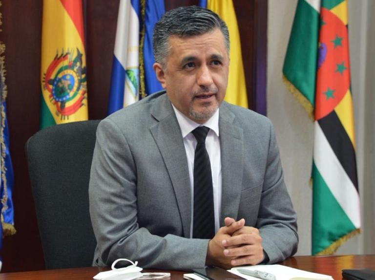 Sacha Llorenti reitera la importancia de la unidad latinoamericana