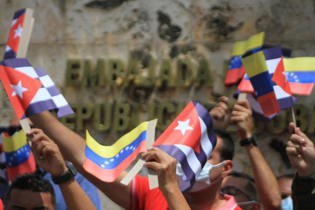 PSUV se solidariza con el pueblo heroico de Cuba