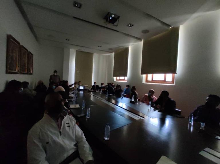 Asamblea Nacional realizó taller para comunicadores sobre derechos de la Madre Tierra