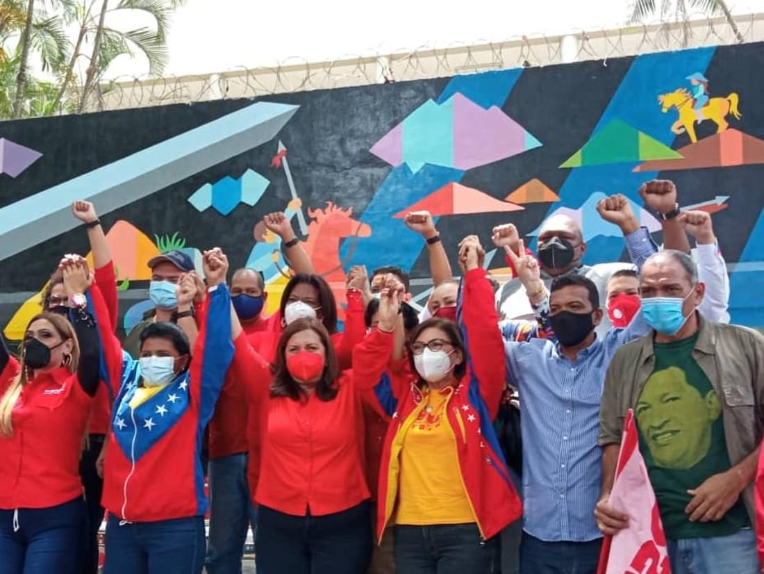 Precandidatas y precandidatos en Caracas inician campaña rumbo a elecciones primarias