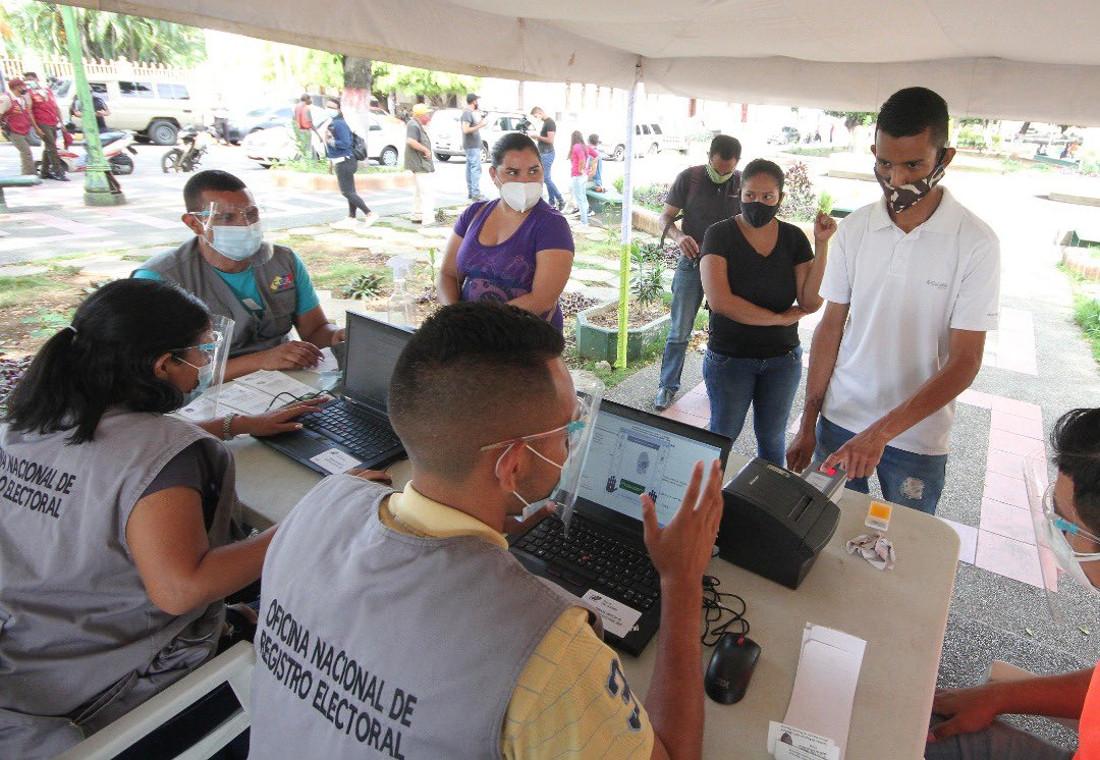 CNE reporta 431.122 nuevos votantes en el Registro Electoral venezolano