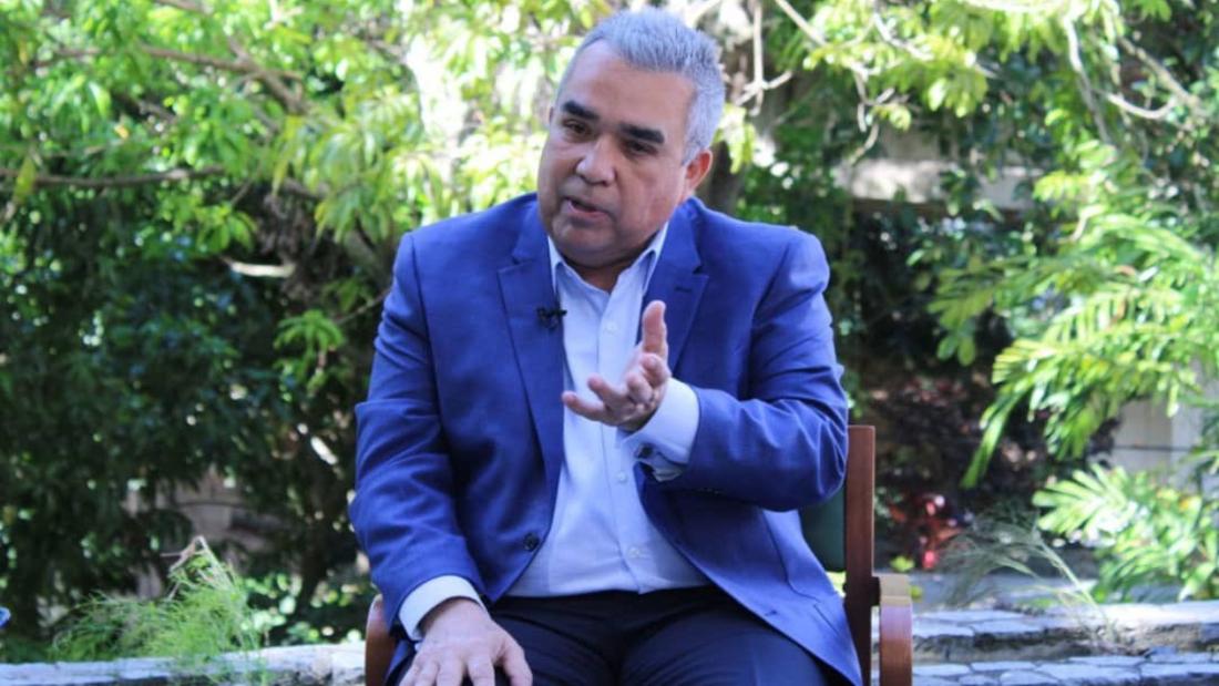 Diputado Martínez: «Hay sectores interesados en que las elecciones del 21 de noviembre sean cuestionadas»