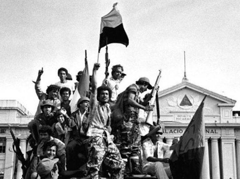 Venezuela celebra los 42 años de la Revolución Popular Sandinista