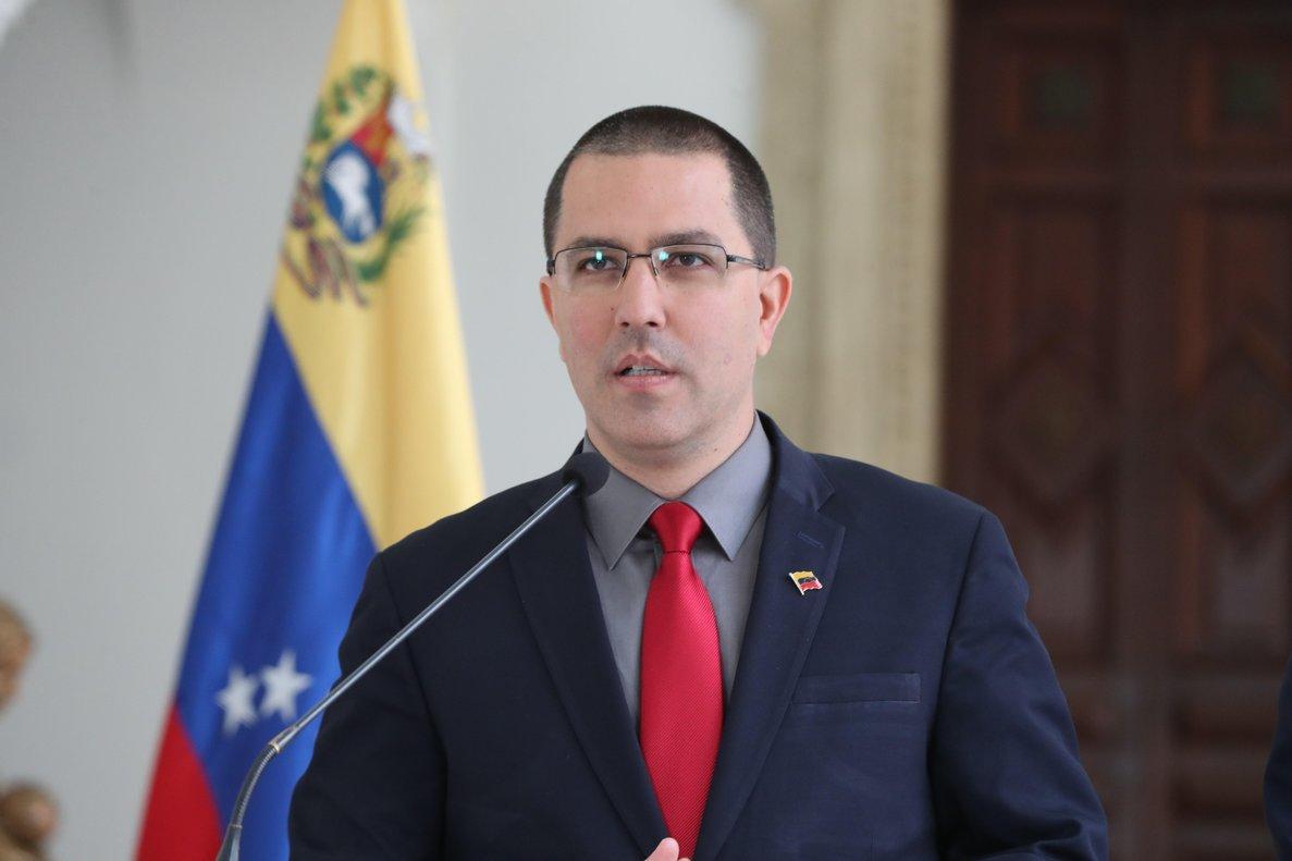 Venezuela repudia apoyo de Reino Unido a planes violentos contra el país