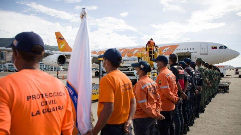 Gobierno activa Fuerza de Tarea Simón Bolívar para apoyar a Haití