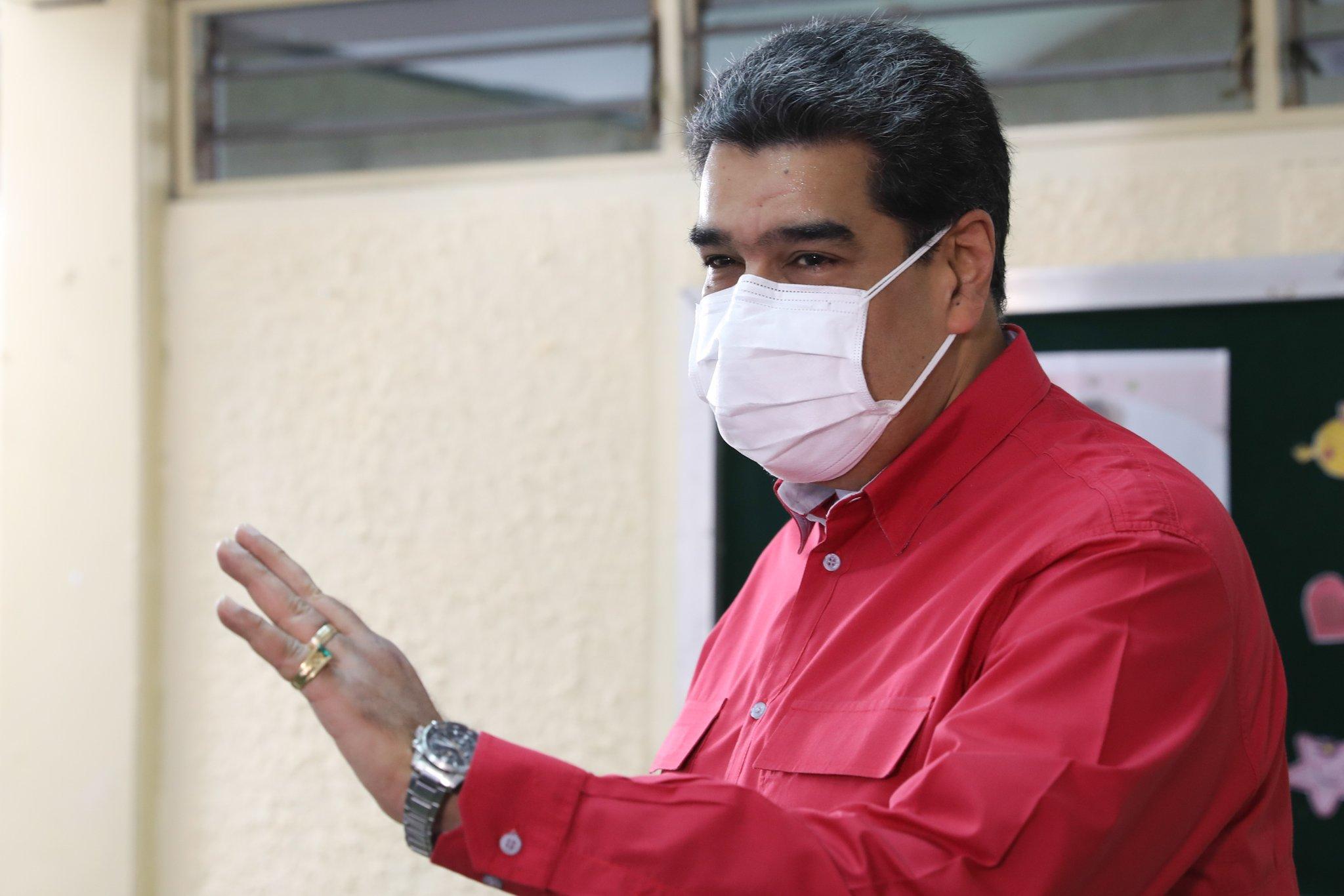 Presidente Maduro destaca participación en elecciones primarias del PSUV