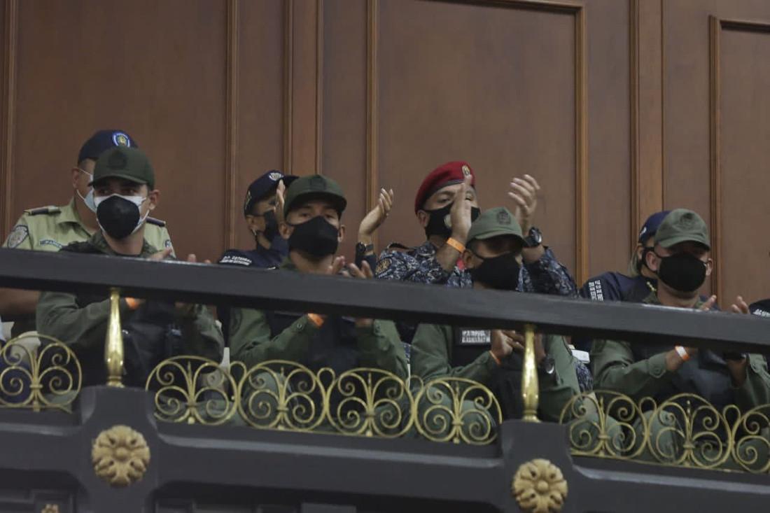 Parlamento Nacional aprueba Ley de Cuadrantes de Paz en primera discusión