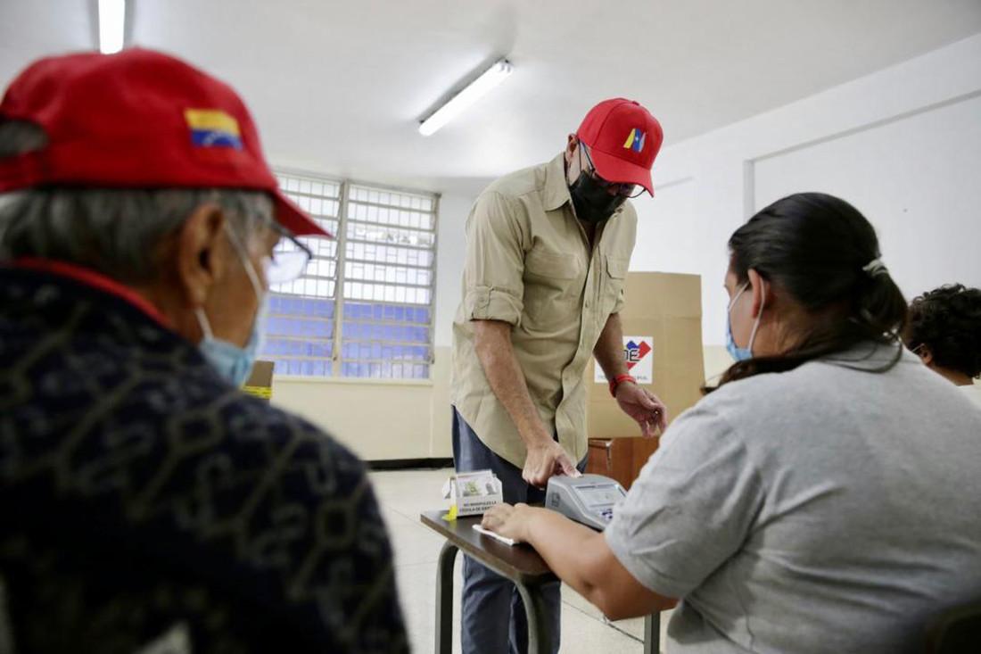 Jorge Rodríguez: Queremos que Europa venga a Venezuela y aprenda cómo se hace una elección democrática