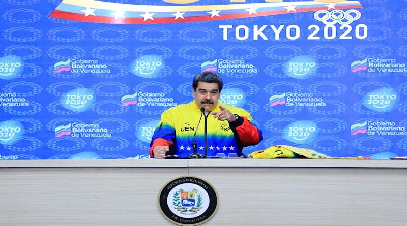 Mandatario Nacional solicita crear un sistema especial de becas y asistencia social para deportistas venezolanos