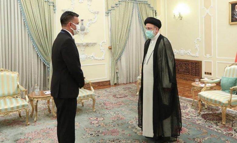 Secretario Ejecutivo del ALBA-TCP sostiene encuentro con el nuevo Presidente de Irán