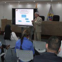 CNE dicta taller sobre Información Financiera Electoral