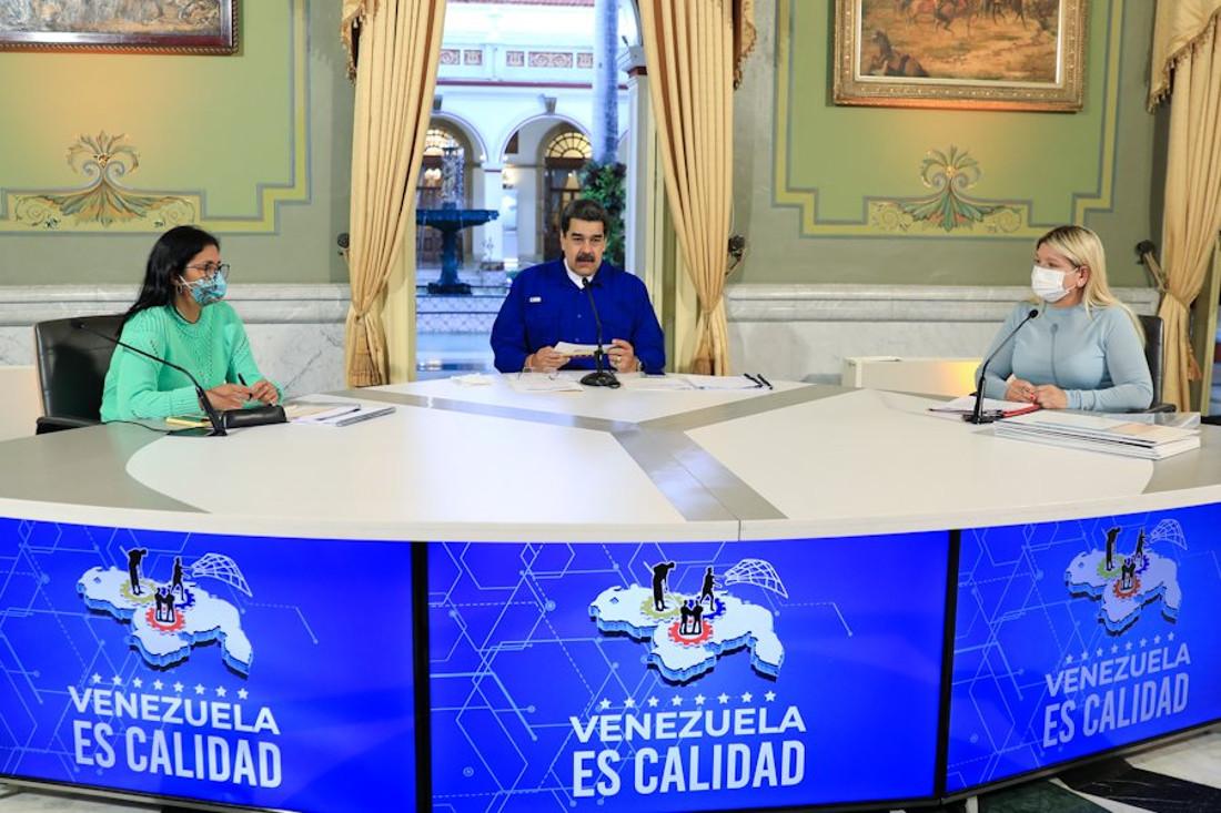 Venezuela irá al diálogo en México de manera autónoma