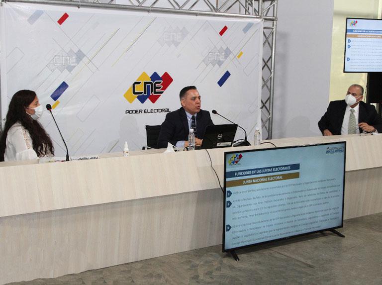 Partidos políticos deben presentar candidatos desde el 9 al 29 de agosto