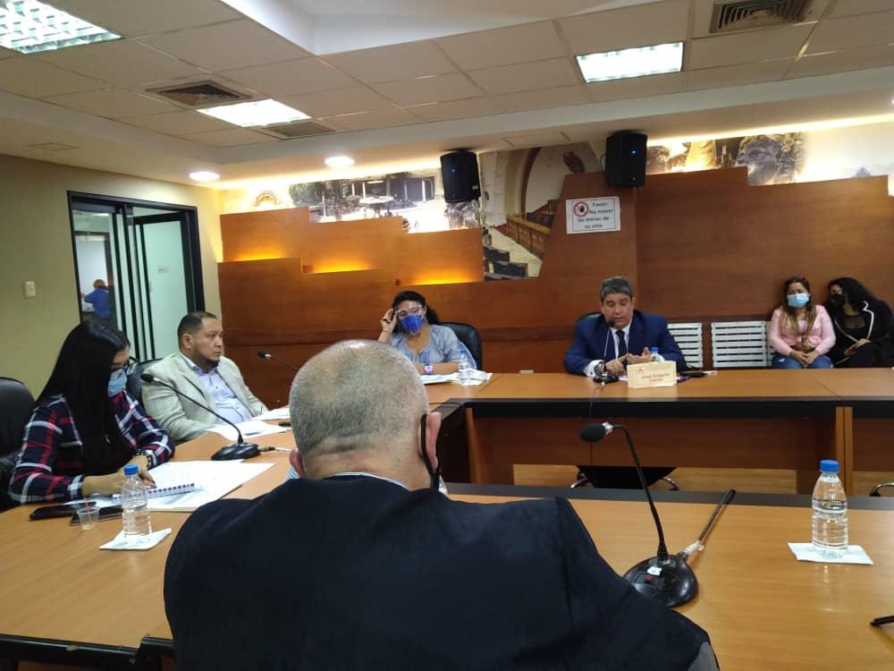 Comisión que investiga acciones contra la República culminó ciclo de comparecencias