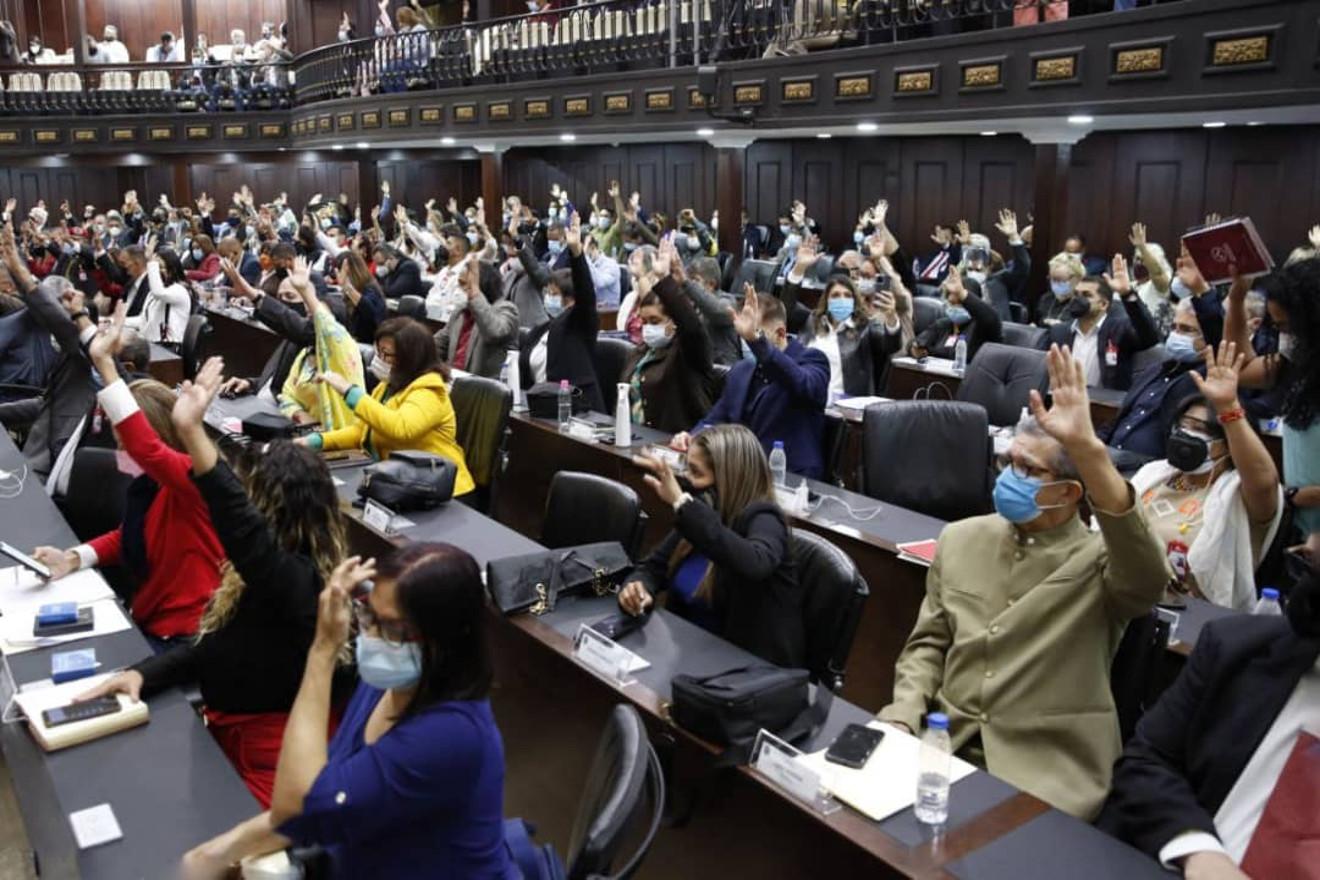Asamblea Nacional sancionó la Reforma de Ley de Idiomas Indígenas