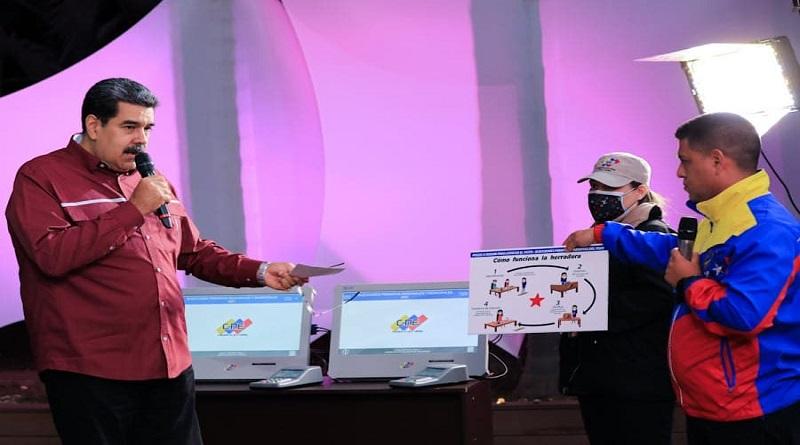 Conozca los pasos para votar en las elecciones primarias del Psuv este 8 de agosto