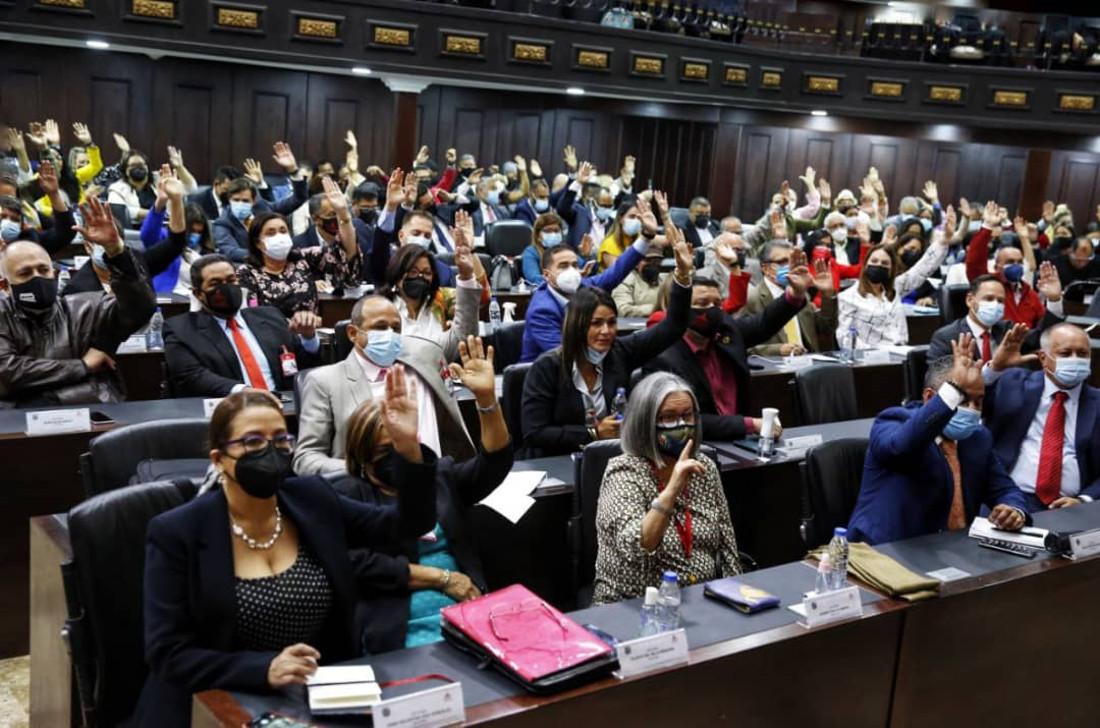 AN apoya Acuerdo Parcial para la Protección Social del Pueblo Venezolano suscrito en México