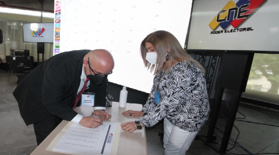 CNE inicia lapso para realizar modificaciones o sustituciones en boleta electoral